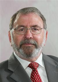 County Councillor David Watts