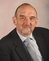 County Councillor Mike Otter