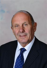 County Councillor Ian Brown