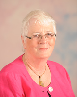 County Councillor Mrs Pat Case