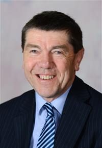Profile image for County Councillor Eddie Pope