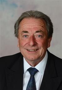 Profile image for County Councillor Keith Iddon