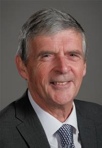 Profile image for County Councillor Alan Vincent