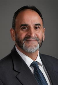 Profile image for County Councillor Munsif Dad BEM