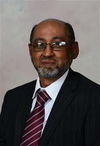 Profile image for County Councillor Yousuf Motala