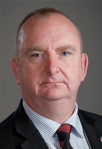 Profile image for County Councillor Alf Clempson