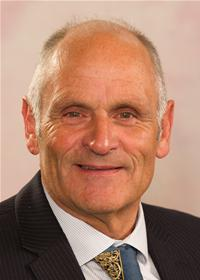 Profile image for County Councillor George Wilkins