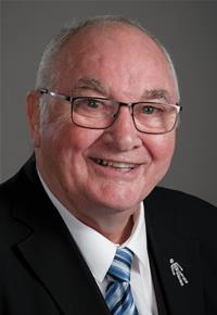 Profile image for County Councillor Terry Aldridge