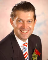 Profile image for County Councillor Miles Parkinson OBE